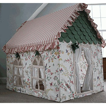 Too cute play tent!