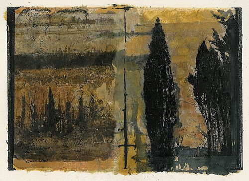 Italian Dusk,  Victoria Crowe