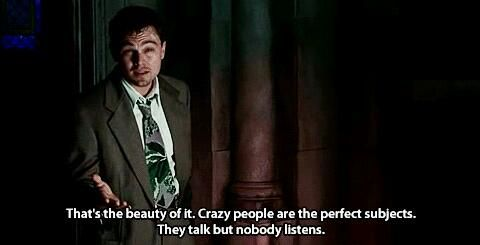 Image result for shutter island quotes