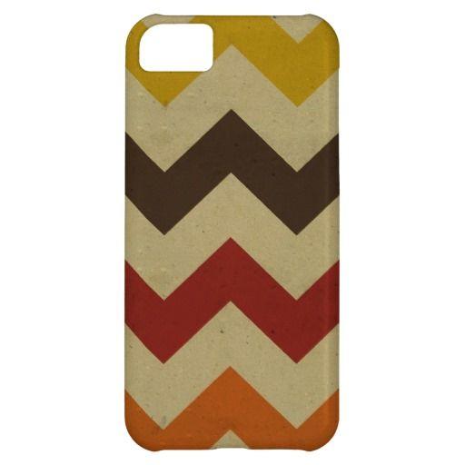 iphone 5c! Retro chevron zigzag stripes zig zag hipster striped design on a vintage paper background iPhone 5C case / cover. #retro #iphone5c #iphone5ccase #5c #chevron