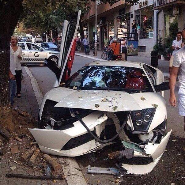 Best Nooooo Images On Pinterest Car Crash Supercar