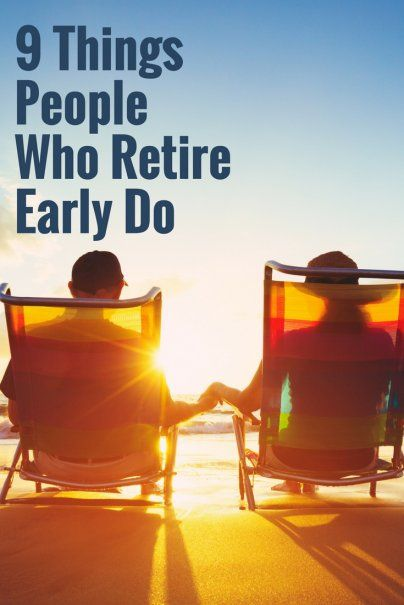 9 Things People Who Retire Early Do | Need To Know Life Hacks | The Best Frugal Living Tips