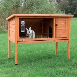 TRIXIE 1-story Rabbit Hutch (L) | Overstock.com Shopping - The Best Deals on Other Pet Houses