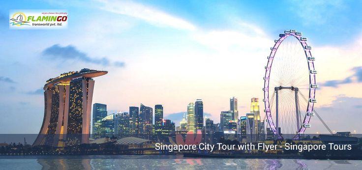 Book Singapore City Tour with Flyer Singapore Tours with our Singapore Tour Packages at Flamingo Transworld.