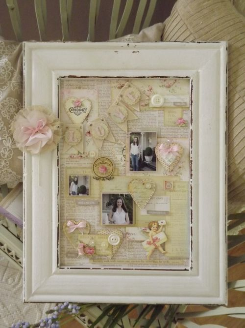 Gift ideas for the mother of the bride and groom - Memories Collage | CHWV