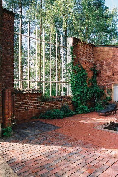 ALVAR AALTO - experimental house