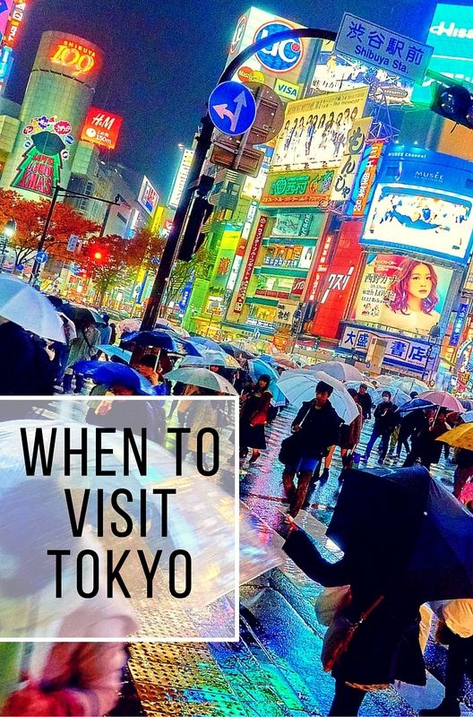 Tokyo is a dazzling destination, one popular among travelers for its ability to keep traditional Japanese culture while embracing a passion for everything new. Click through for a guide on the best time of year to visit.