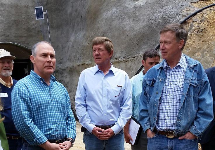 WATCH: Cory Gardner, Michael Bennet, John Hickenlooper and Scott Tipton hold town hall in Durango