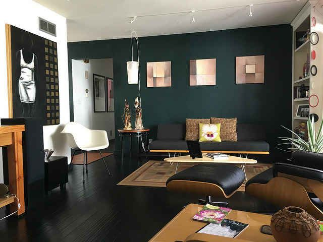 accent walls on pinterest emerald green decor brown accent wall and