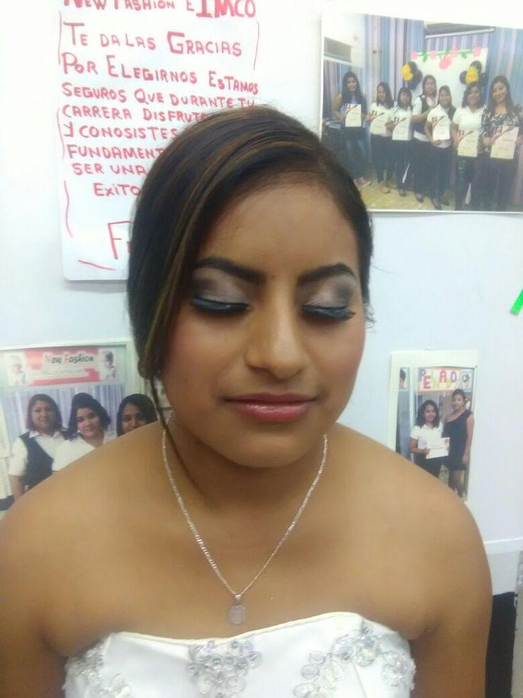 Maquillaje, novias
