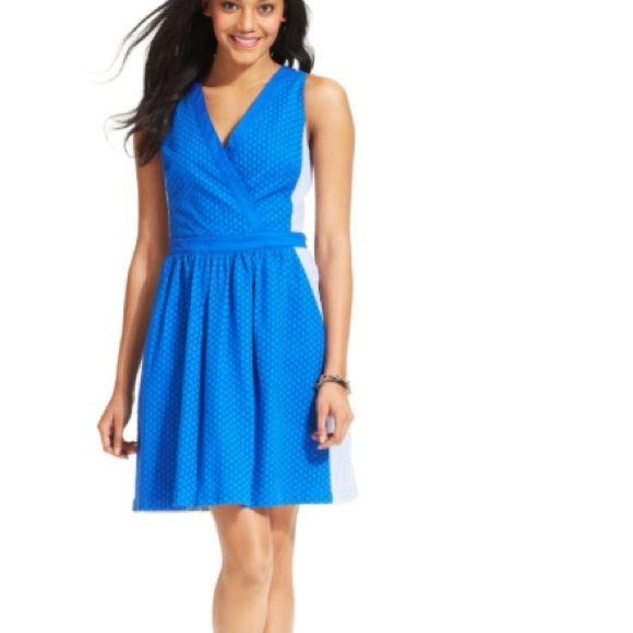 "Selling this ""NWT TOMMY HILFIGER SWORDFISH BLUE SEERSUCKER DRESS"" in my Poshmark closet! My username is: cb119600. #shopmycloset #poshmark #fashion #shopping #style #forsale #Tommy Hilfiger #Dresses & Skirts"