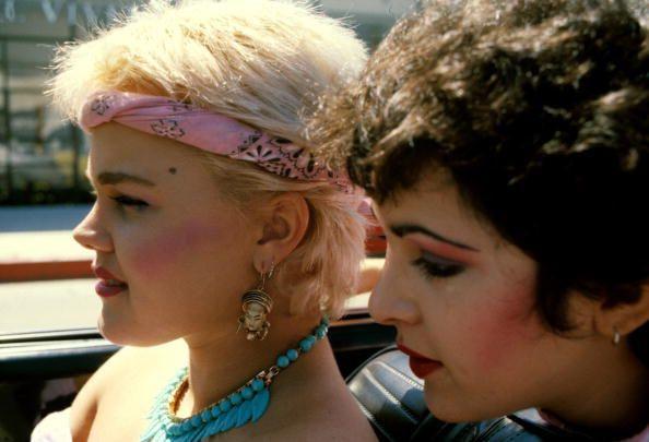 Belinda and Jane