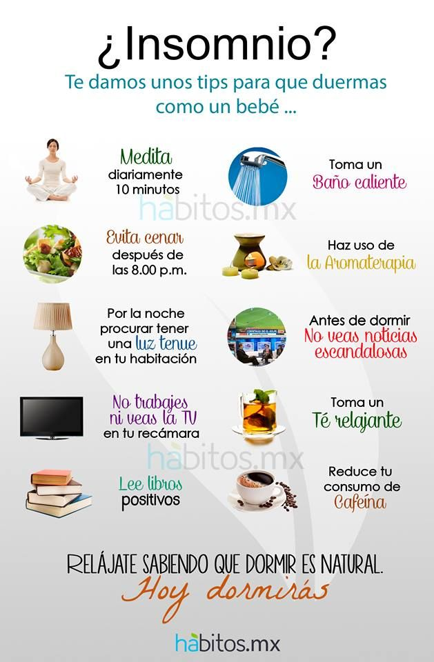 Hábitos Health Coaching | ¿Insomnio?