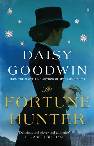 The Fortune Hunter by Daisy Goodwin. This is a novel full of passion and drama, based on the story of a C19th Empress and a cavalry captain and the struggle between love and duty… http://richardandjudy.whsmith.co.uk/20-14/autumn2/daisygoodwin-thefortunehunter/