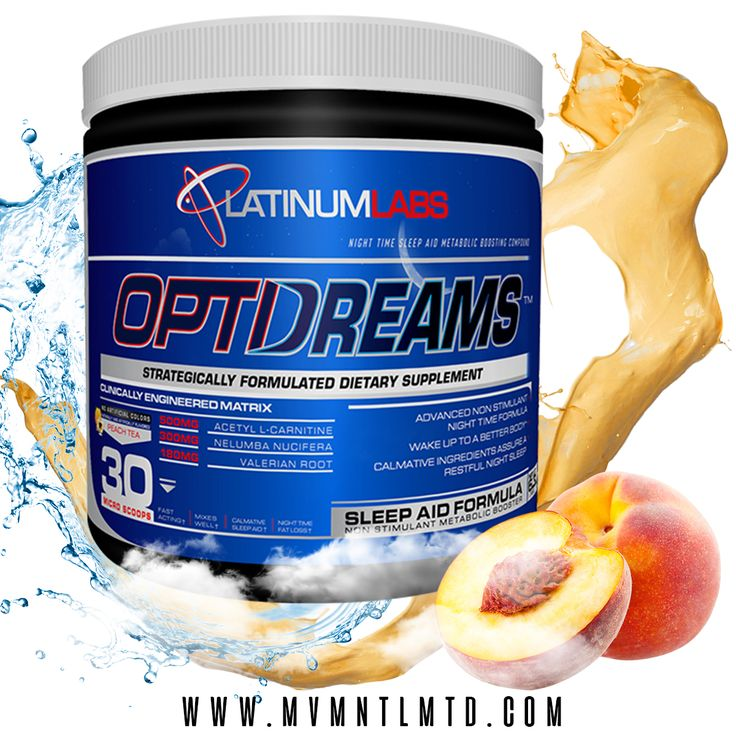 OptiDreams™ will not only have you sleeping more deeply but getting leaner too with a non-stimulant fat burning complex. 🍑Lower anxiety & stress 🍑Assist in enhancing mood 🍑Encourage a better night's sleep  Platinum Labs OptiDreams™, WAKE UP TO A BETTER BODY™. SHOP NOW! (Link in bio) #thermogenic #sleepaid #fatburner ------------------------------- ✅Follow Facebook: MVMNT. LMTD 🌏Worldwide shipping 📩 mvmnt.lmtd@gmail.com 🌐www.mvmntlmtd.com | Fitness | Gym | Fitspiration | Gy Aapparel…