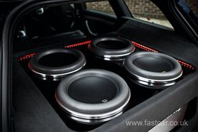 Car Audio & Security's Audi A4 | Fast Car