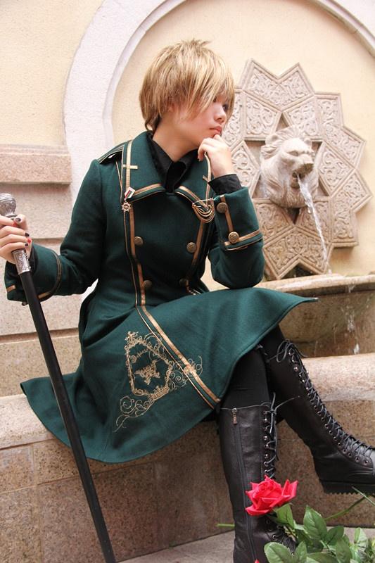 Infanta Vatican Tower Ouji Coat