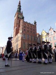 Powrót gdańskich żołnierzy (fotorelacja).