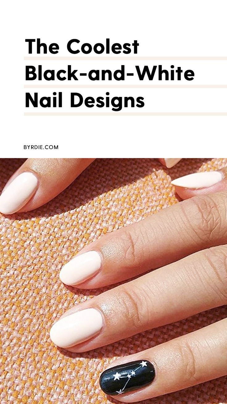 12.14_Social_The Coolest Black-and-White Nail Designs