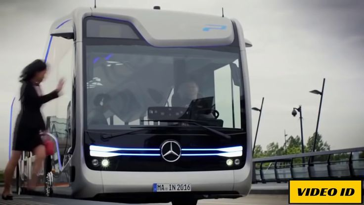 O Onibus Do Futuro - Onibus Inteligente Com Energia Eletrica ( Série Luxo )