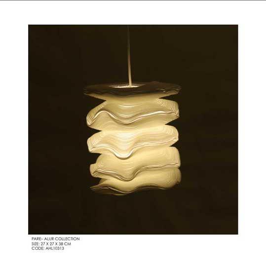 Pare Pendant Lamp