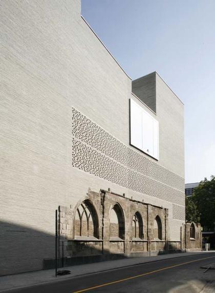 Peter Zumthor Kolumba Kunstmuseum