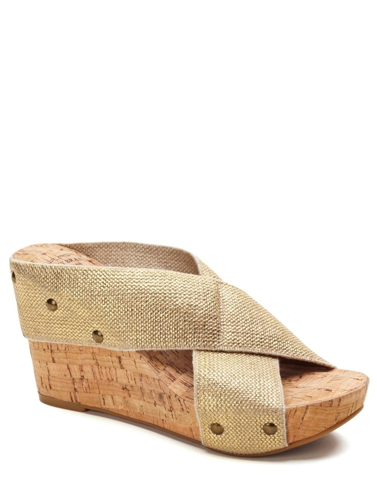 Lucky Brand Wedge - most comfortable wedge ever!