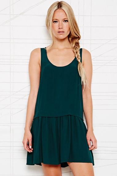 Cooperative Double Layer Dress at Urban Outfitters