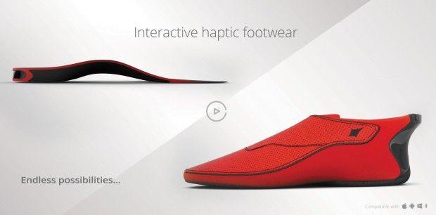 La nuova frontiera della tecnologia indossabile? Le Smart shoes!