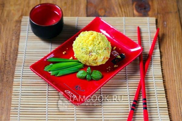 Рецепт японского картофельного салата