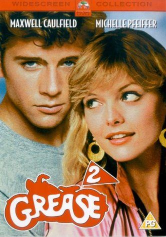 grease 2 | Guilty Viewing Pleasure: Grease 2 | The Beauty Bee