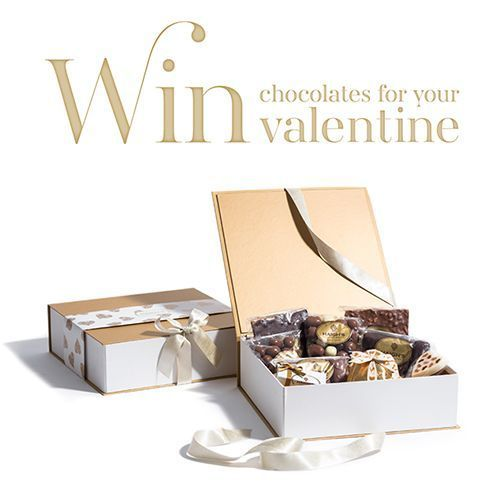 Enter to win chocolates for your Valentine! http://bit.ly/1CwqBtL #ValentinesDayGiftIdeas #competition #giveaway #chocolates #australia www.haighschocolates.com