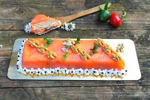 Patel de salmon