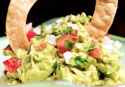 Chef Saul Ortiz's recipe for Mexico City Guacamole