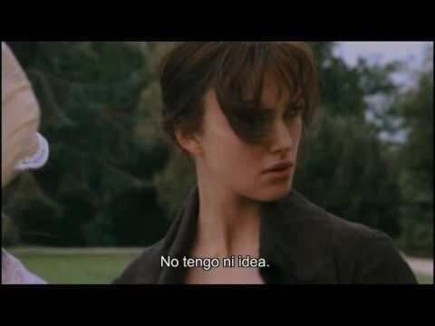 Orgullo y prejuicio.Trailer subtitulado en español 2.