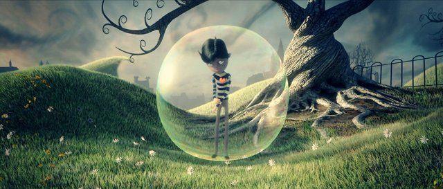 THE BOY IN THE BUBBLE / Il ragazzo nella bolla (SHORT FILM)