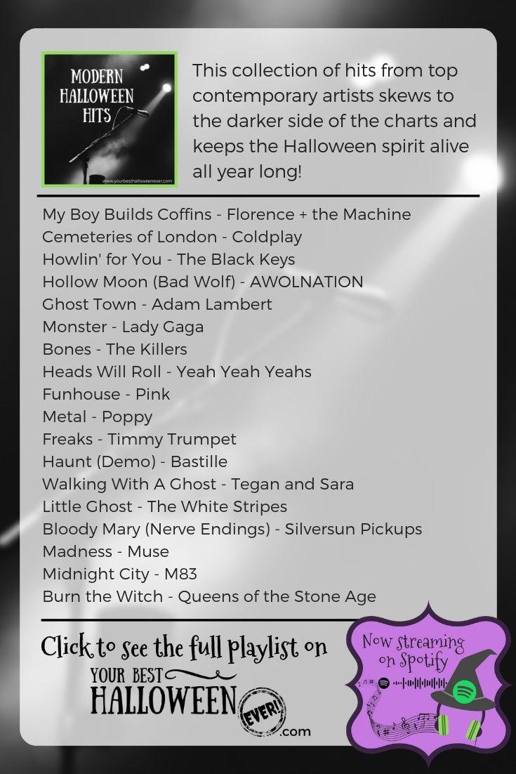 Top Halloween Music 2020 Modern Halloween Hits Playlist in 2020 | Halloween music playlist