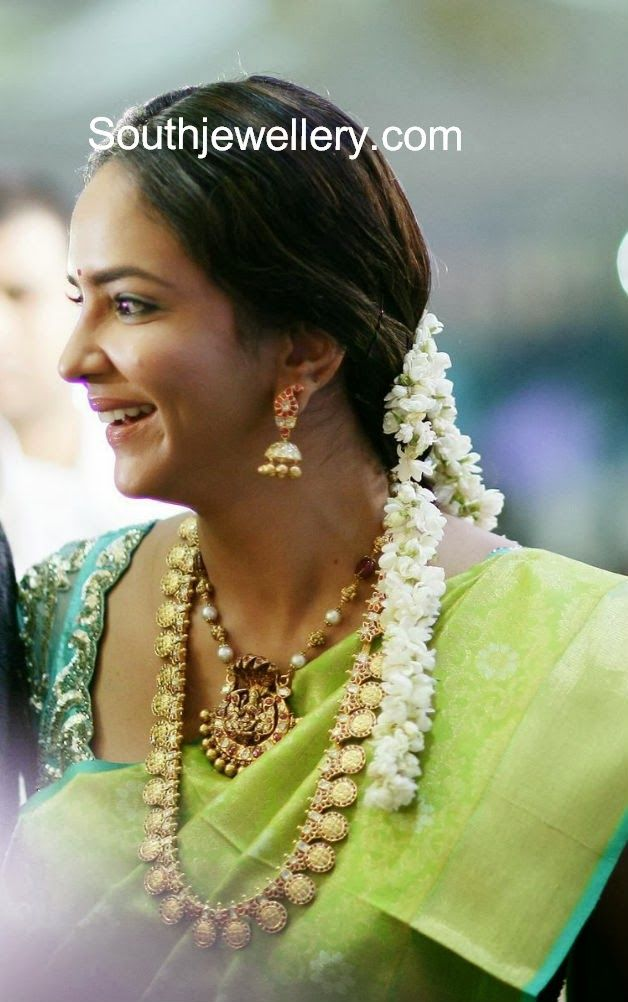 lakshmi-manchu-kasulaperu - Jewellery Designs