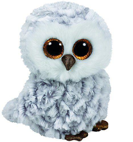 """Ty Beanie Boo 6"""" Owlette the Owl Ty https://smile.amazon.com/dp/B01GVGIJT0/ref=cm_sw_r_pi_dp_x_BUExybFNNFAN5"""