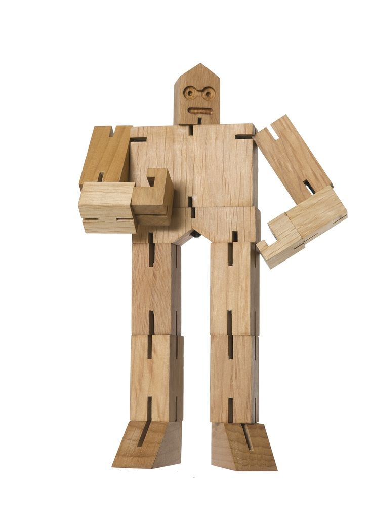 Wooden block toy from hardtofind