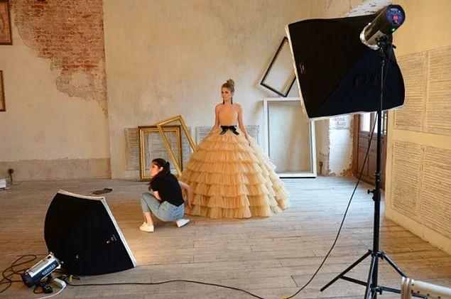 14-ти летняя дочь Веры Брежневой откроет Неделю мод в Москве