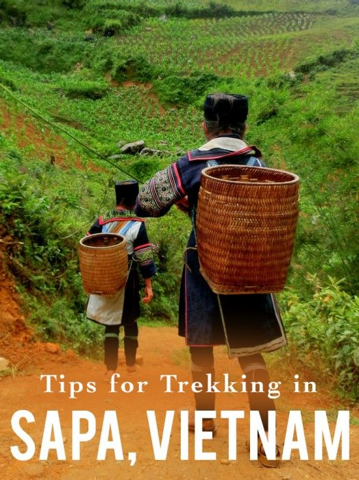 Tips for Trekking in Sapa, Vietnam