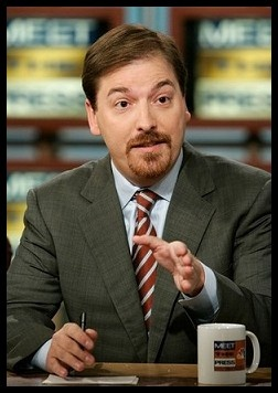 The BRAD BLOG : NBC News Election Expert Chuck Todd: Voting Machine Concerns are 'Conspiracy Garbage'...A few questions for the popular pundit that may help better educate both him and the nation's electorate...