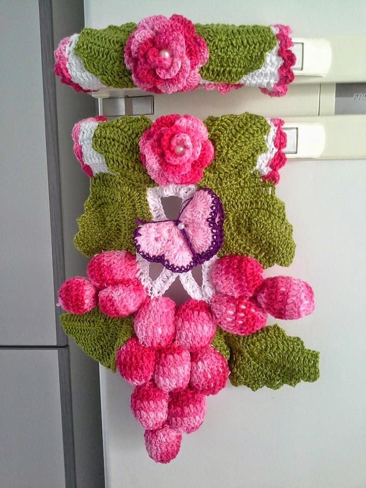 crochet pegadores - Pesquisa Google