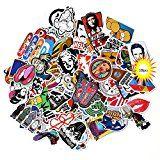 Amazon Angebot Aufkleber Pack [100-pcs] Graffiti Sticker Decals Vinyls für Laptop, Kinder, Autos, Motorrad, Fahrrad,…Ihr Quickberater