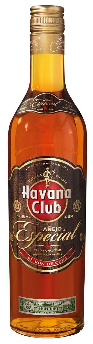 Havana Club Añejo Especial Rum Tolle Geschenksets mit diesen Rum gibts bei www.dona-glassy.de