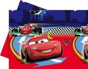 cars arabalı doğum günü masa örtüsü