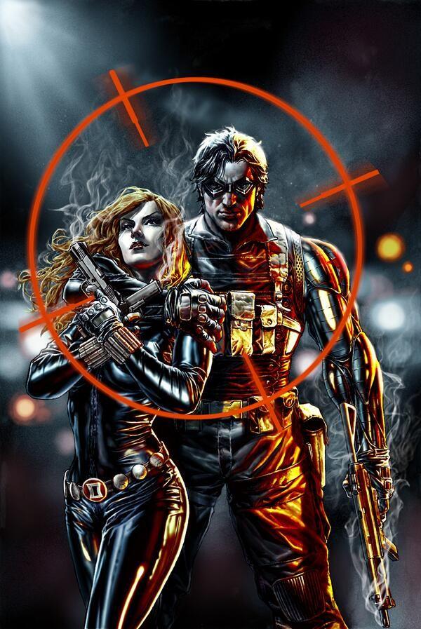 Marvel Comics: Winter soldier
