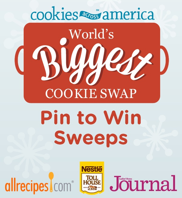 Trend I um participating in the World us Biggest Cookie Swap to support Cookies for Kids Cancer and a chance to meet Ina Garten in NYC