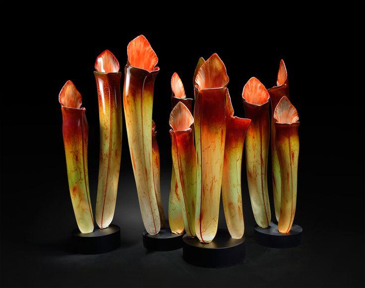 Jason Gamrath   glass artist   Daily Art Muse
